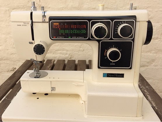 parts for new home sewing machine